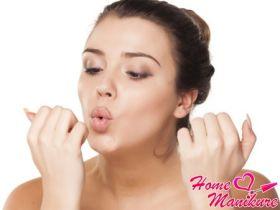 Способы быстрой сушки ногтей