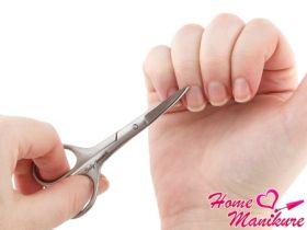 Правила выбора и использования ножниц для кутикулы