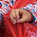 Модный маникюр в британском стиле