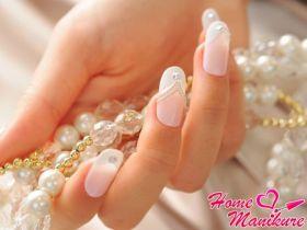 Тонкости свадебного наращивания ногтей