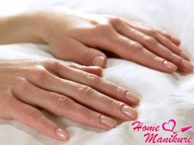 Несколько шагов к идеальным ногтям