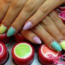 Варианты стильного и модного дизайна для нарощенных ногтей