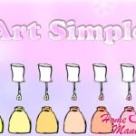 Art Simple Nail