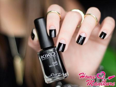 дизайн ногтей лаками Кико