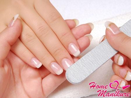Европейский стандарт ухода за ногтями