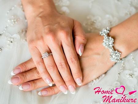 невеста с френчем