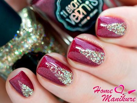 супер модный дизайн ногтей
