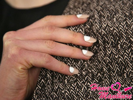 fashion moon manicure 2014