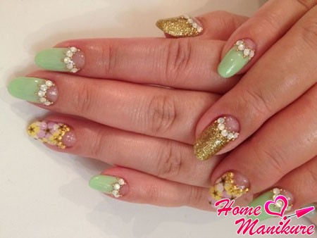spectacular moon manicure for spring-summer 2014