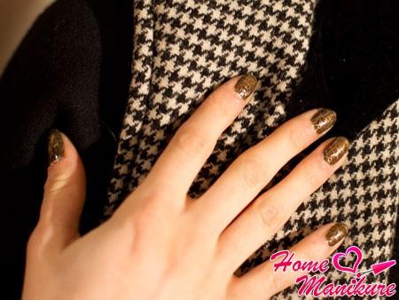 великолепный дизайн ногтей