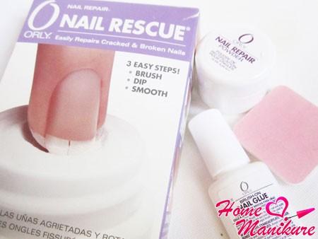 набор для ремонта ногтей