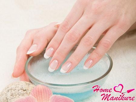 ванночка для отбеливания ногтей