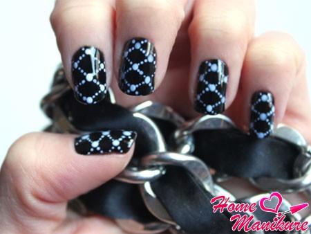 великолепный дизайн ногтей для начинающих