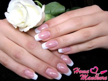 красивые и элегантные акриловые ногти