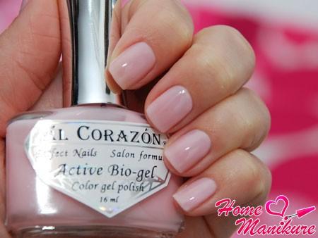 уникальный био гель-лак для ногтей от El Corazon