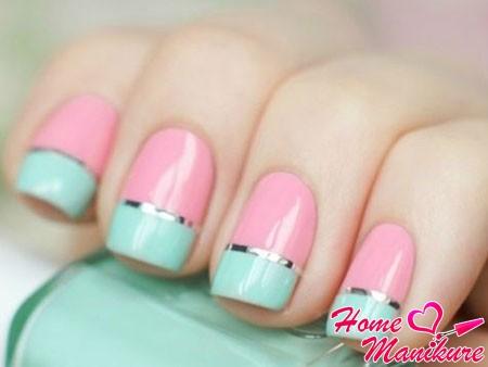 элегантные и изящные ногти на праздник