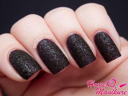 сахарный лак на ногтях OPI Vesper