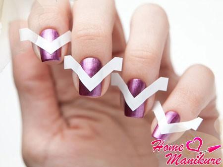 Трафареты для ногтей: как пользоваться шаблонами для маникюра?