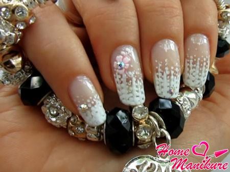 великолепный дизайн ногтей в домашних условиях