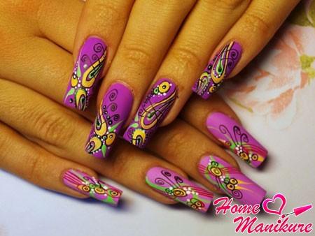 fantasy nail art gel pens
