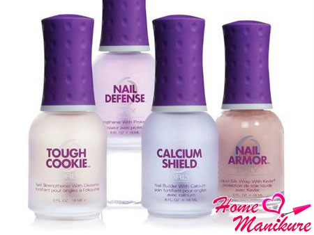 Well strengthens nail polish from Orly