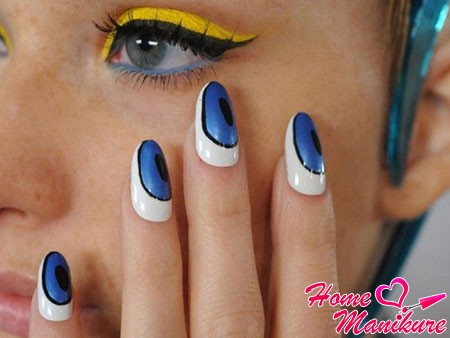 beautiful nails for the summer 2014
