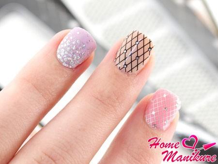 красивые стикеры для ногтей