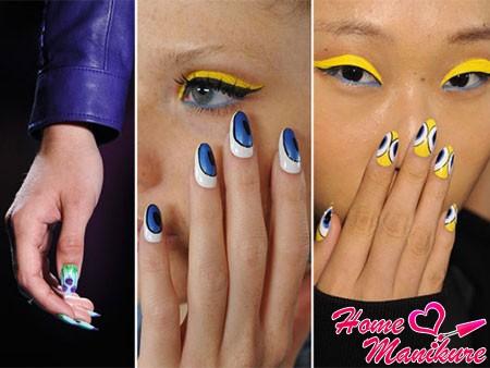 новинки дизайна ногтей 2014