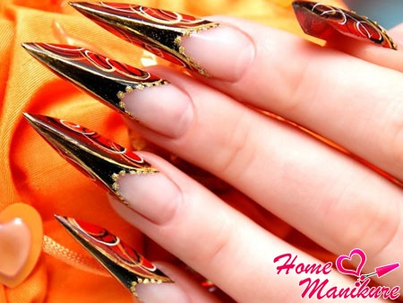 Brigitte gorgeous nail design