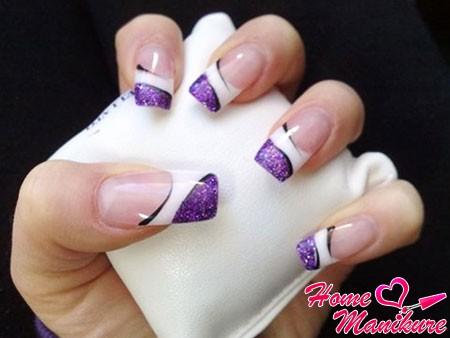 фото гелевых ногтей.рисунки