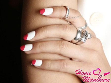 trending moon nail design for summer
