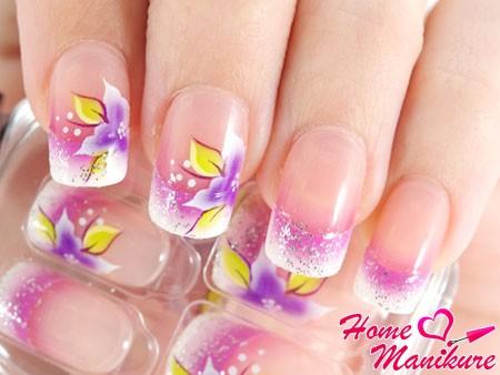 великолепные дизайн накладных ногтей Impress