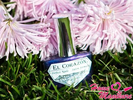 биогель для ногтей EL Corazon