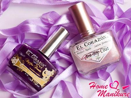 Лаки EL Corazon – шикарное дополнение вашего образа