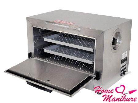 сухожаровой стерилизатор для маникюрных инструментов