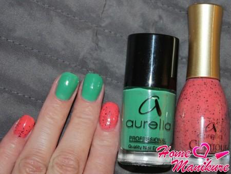 Лаки для ногтей Aurelia (Аурелия): палитра и особенности