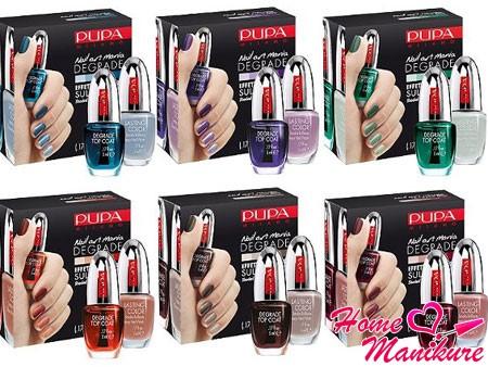 популярные наборы для ногтей Пупа