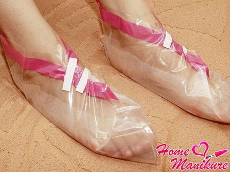 Все о чудотворных носочках для педикюра