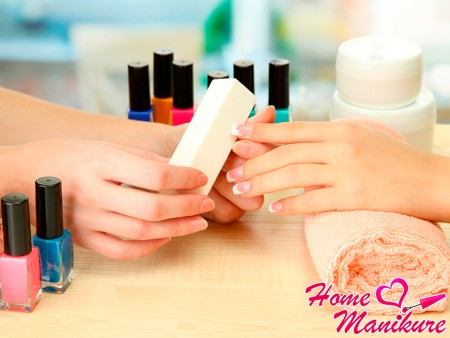 Как пользоваться бафом для ногтей?