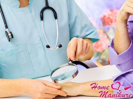 изучение панариция у дерматолога