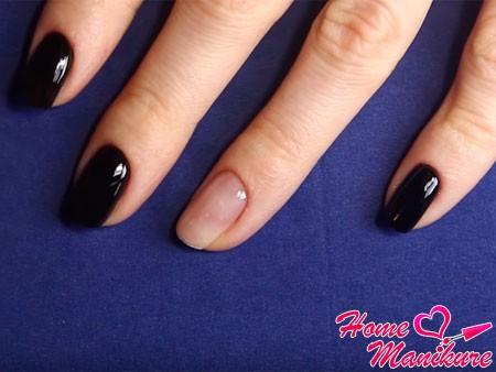 подготовленные к дизайну ногти