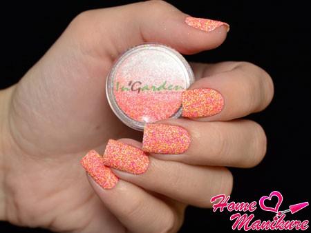 мармеладные ногти